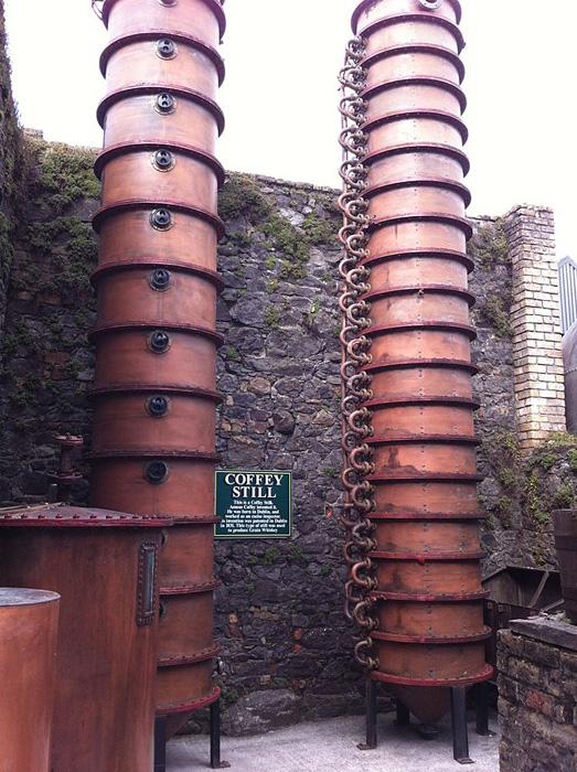 Distillazione e maturazione - Whisky Italy